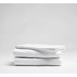 Photo of Ecolinen Sheet Set - Double (White)