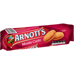 Photo of Arnott's Biscuits Monte Carlo 250g