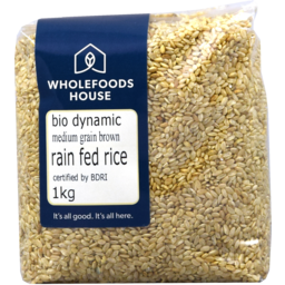 Photo of Wholefoods House Rice Brown Bd Rf Mg 1kg