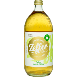Photo of Zeffer Apple Crisp 1L