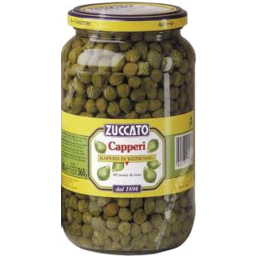 Photo of Zucatto Capers 580g