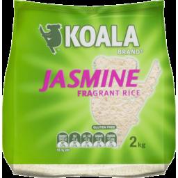Photo of Koala Premier Jasmine Fragrant Rice 2kg