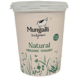 Photo of Mungalli Creek Yoghurt - Natural
