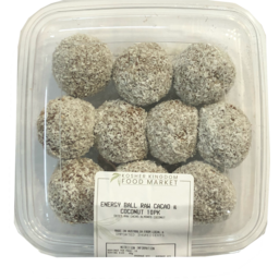 Photo of Market Food Bar Energy Balls Raw Cacao & Coconut 10pk