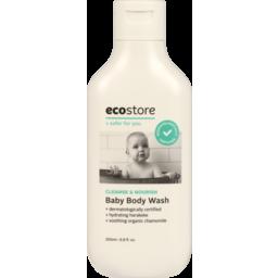 Photo of Ecostore Body Wash Baby 200ml