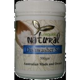 Photo of Uniquely Natural Dishwasher Salt 500gm