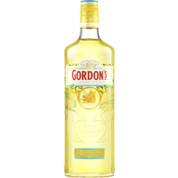 Photo of Gordon's Sicilian Lemon Gin Bottle