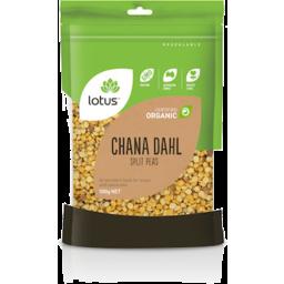 Photo of Lotus  Chana Dhal – Split Peas