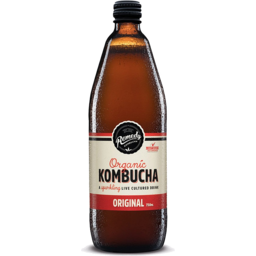 Photo of Remedy Organic Kombucha Original 750ml 750ml