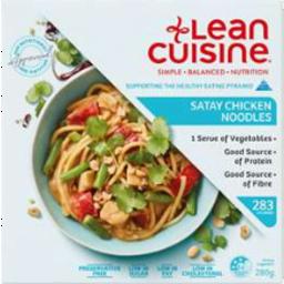 Photo of Lean Cuisine Satay Chicken Noodles 280gm
