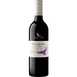 Photo of Wolf Blass Eaglehawk Shiraz 750ml