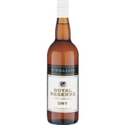 Photo of Mcwilliam's Royal Reserve Dry 750ml