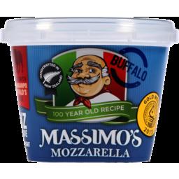 Photo of Massimo's Buffalo Mozzarella 125g