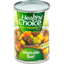 Photo of Healthy Choice Vegetable Beef Soup