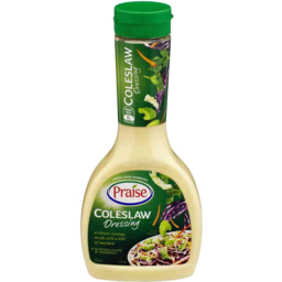Photo of Praise Coleslaw Dressing 330ml