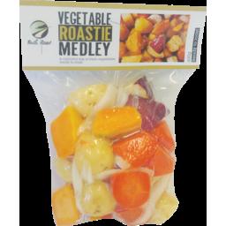 Photo of Bush Road Vegetable Roastie Medley 600g