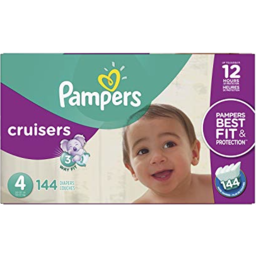 Photo of Pampers Cruisers Size 4