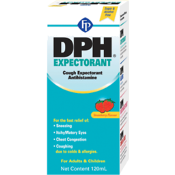 Photo of Dph Expectorant