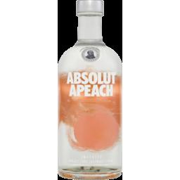 Photo of Absolut Apeach Vodka