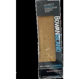 Photo of Bowan Island Artisan Flatbread – Murray River Salt