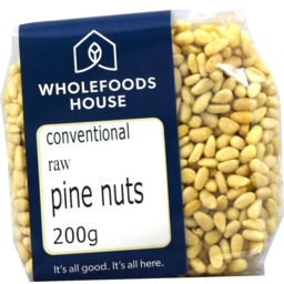 Photo of Wholefoods House Pine Nuts Raw Conventional 200g