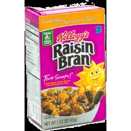 Photo of Kellogg's Raisin Bran