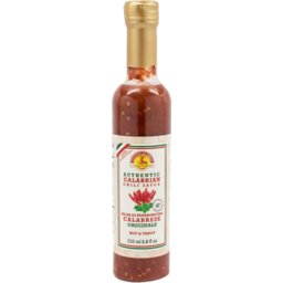 Photo of Tutto Calabrian Chilli Sauce 250gm