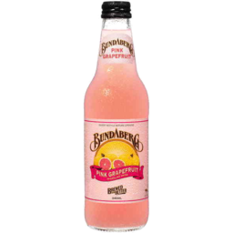 Photo of Bundaberg Pink Grapefruit 340ml
