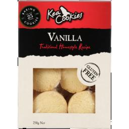 Photo of Kea Gluten Free Cookies Vanilla 250g