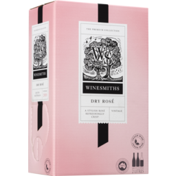 Photo of Yalumba Winesmiths Premium Rose Cask