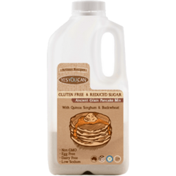 Photo of Yes You Can Ancient Grains Pancake Mix Gf