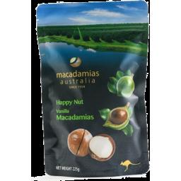 Photo of Yummy Vanilla Shell Macadamias 225g
