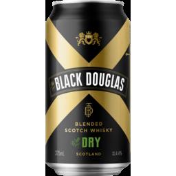 Photo of Black Douglas & Dry Can