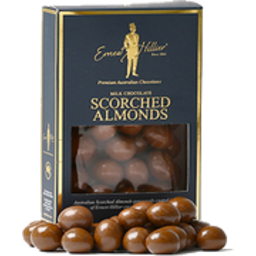 Photo of E Hillier Gourmet Chocolate Almonds 240g