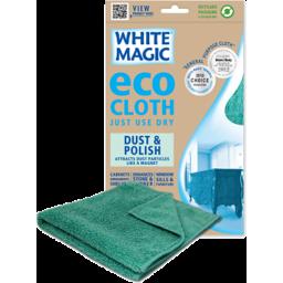 Photo of White Magic Eco Cloth Dust 1pk