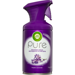 Photo of Air Wick Pure Air Freshener Spray Purple Lavender 159g