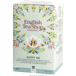 Photo of English Tea Shop - Sleepy Me - Loose Leaf - 80g