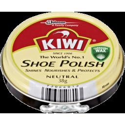 Photo of Kiwi Shoe Polish Neutral 38gm