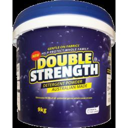 Photo of Double Strength Washing Powder 9kg
