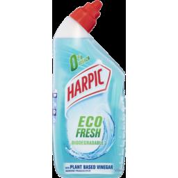 Photo of Harpic Eco Fresh Biodegradable Toilet Cleaner Liquid Marine 500ml