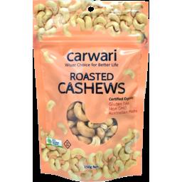 Photo of Carwari Nuts - Cashews (Roasted Salted)