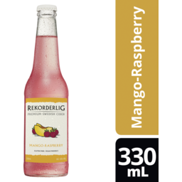 Photo of Rekorderlig Mango Raspberry Bottles