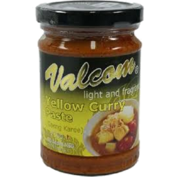 Photo of Valcom Curry Paste Yellow 230g