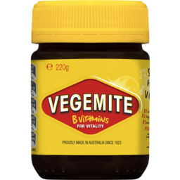 Photo of Vegemite 220g