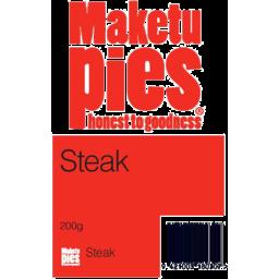 Photo of Maketu Pies Steak 200g