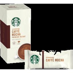 Photo of Starbucks Instant Coffee Mocha Mix 5 Pack 110g