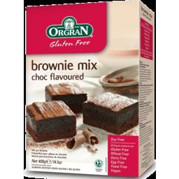Photo of Orgran Gluten Free & Dairy Free Chocolate Brownie Mix 400g