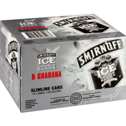 Photo of Smirnoff Ice DB 7% Guarana