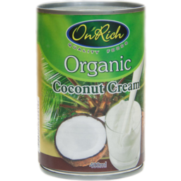 Photo of On Rich Coconut Cream
