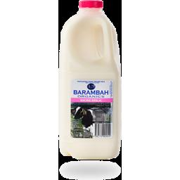 Photo of Barambah Milk Skim Organic 2lt